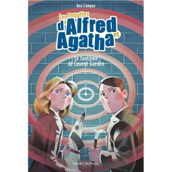 Les enquêtes d'Alfred et AgathaLes enquêtes d'Alfred et Agatha