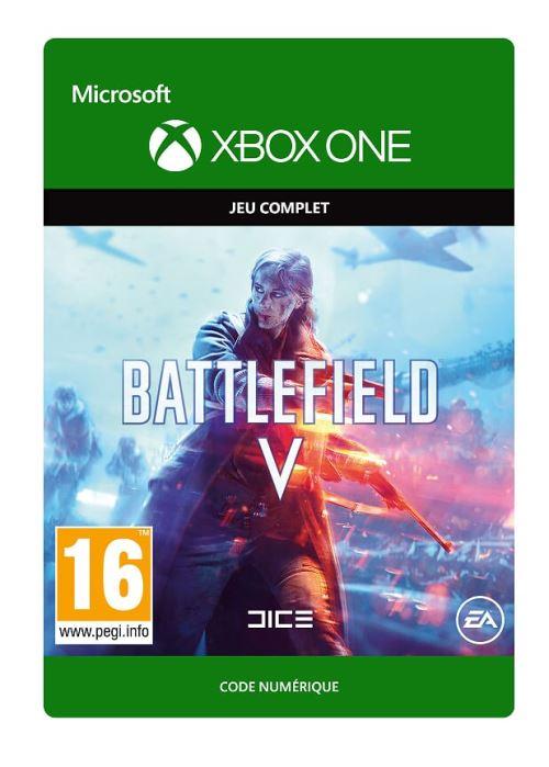 Code de téléchargement Battlefield V Xbox One
