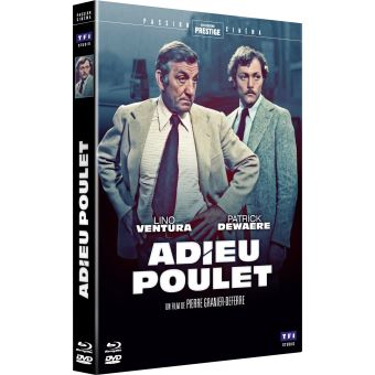 ADIEU POULET-FR-BLURAY+DVD