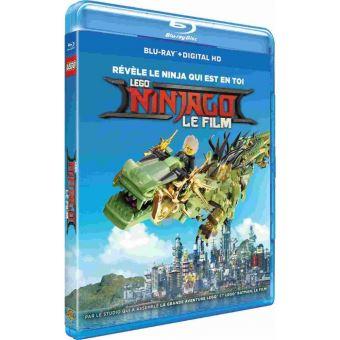Lego NinjagoLego Ninjago Blu-ray