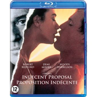 Indecent proposal-Proposition indecente -BIL-BLURAY