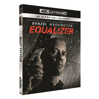 EqualizerEqualizer Blu-ray 4K Ultra HD