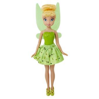 Image De Fée Clochette poupée fairies fée clochette basic, 23 cm - poupée - achat & prix   fnac