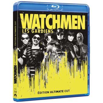 WatchmenWatchmen Les Gardiens Ultimate Cut Blu-ray