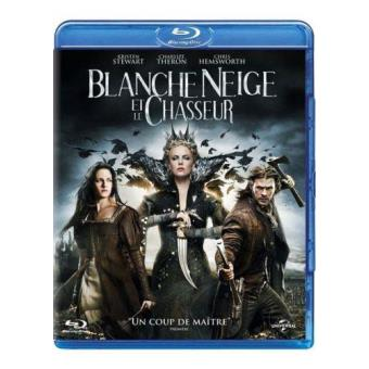 Blanche Neige et le Chasseur Blu-ray