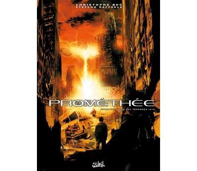 Prométhée T10 - Dans les ténèbres 2
