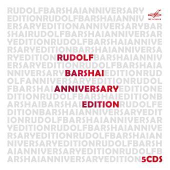 Rudolf Barshai Anniversary Edition Coffret
