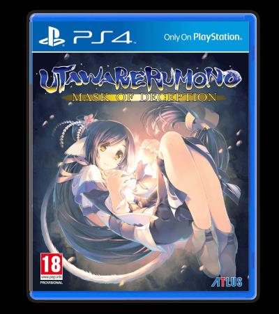 Utawarerumono : Mask of Deception PS4