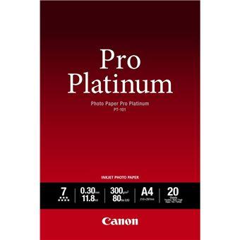 CANO PAPIER PHOTO PRO PLATINIUM A2