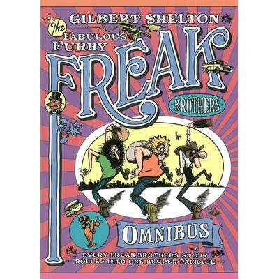 The fabulous furry, freak brothers omnibus