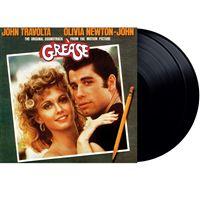 Grease Double Vinyle Gatefold