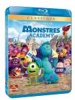 Monstres Academy Blu-Ray