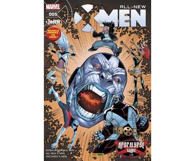 All New X-Men - Tome 5 : All-new x-men n° 5