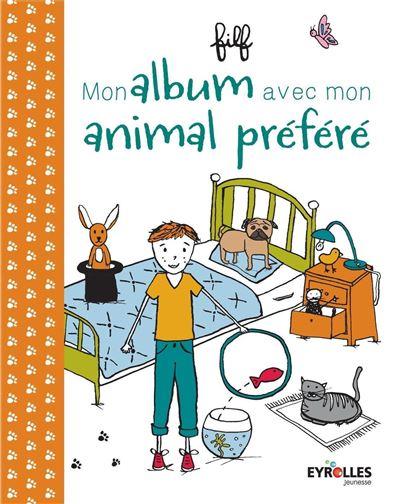 Mon album avec mon animal prefere