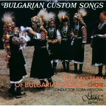 BULGARIAN CUSTOM SONGS