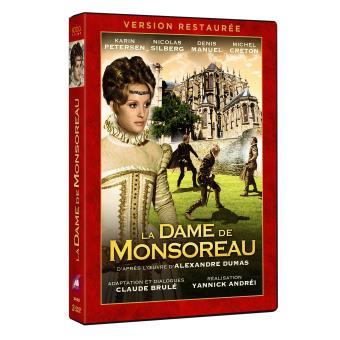 La Dame de Monsoreau , version restaurée DVD