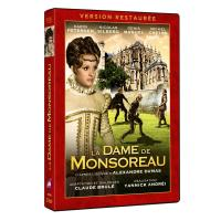 La Dame de Monsoreau , version restaurée DVD