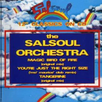 Magic bird of fire/youre just the right can