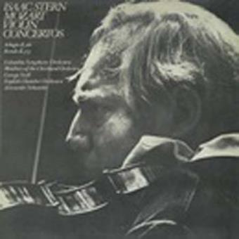Mozart complete violin concer