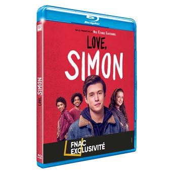 LOVE SIMON-FR-BLURAY