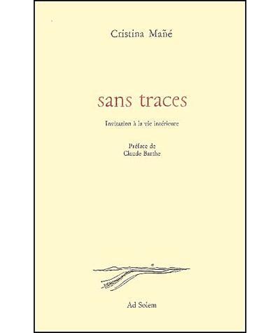 Sans traces