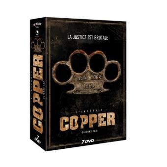 CopperCopper Saisons 1 et 2 DVD