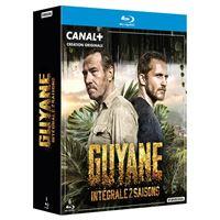 Coffret Guyane Saisons 1 et 2 Blu-ray