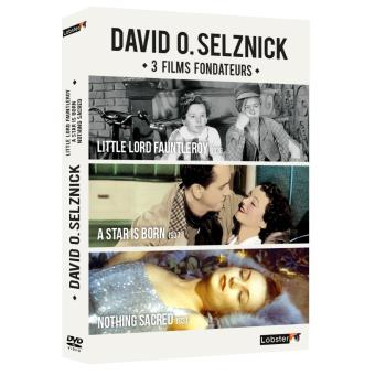 Coffret David O'Selznick DVD