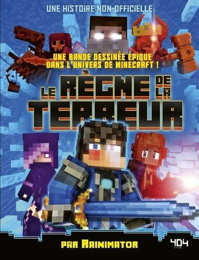 Minecraft - Le règne de la terreur