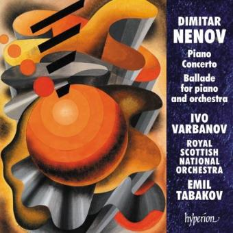 Nenov : Œuvres pour piano