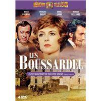 Coffret Les Boussardel L'intégrale DVD