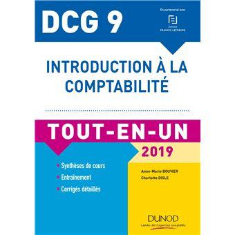 Dcg 9 introd.a la comptabilite tout-en-un 2018-2019