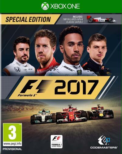 F1 2017 Edition Spéciale Xbox One