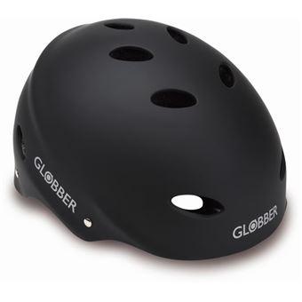 Globber Helmet Black M Size (57-59CM)