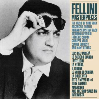 FELLINI.. -BOX SET-