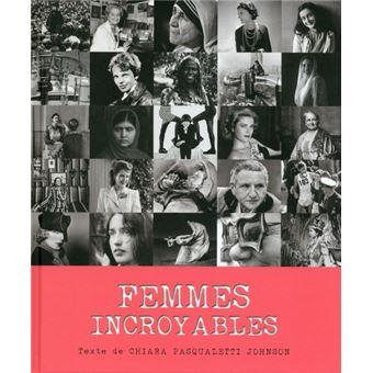 Femmes incroyables
