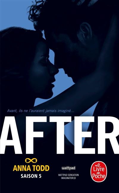 After Tome 5 After Ever Happy Anna Todd Poche Achat Livre