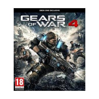 GEARS OF WAR 4 STANDARD EDITION MIX XONE