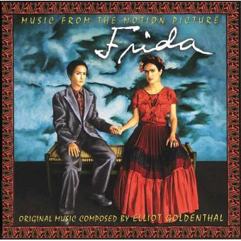 frida elliot goldenthal vinyle album achat prix fnac. Black Bedroom Furniture Sets. Home Design Ideas