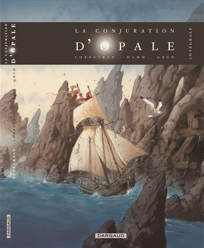 La Conjuration d'Opale - La Conjuration d'Opale - Intégrale complète