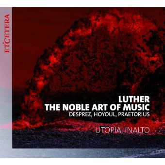 LUTHER THE NOBLE ART