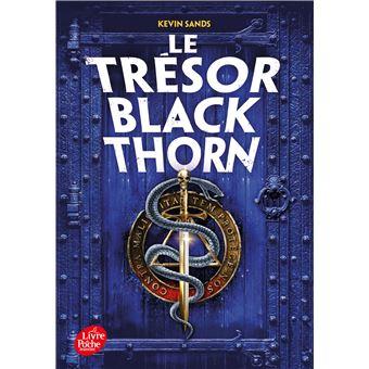 Le mystère BlackthornLe trésor  Blackthorn