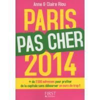 Paris pas cher 2014