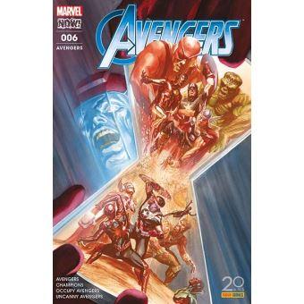 AvengersAvengers n°6