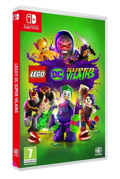 LEGO DC Super-Vilains Nintendo Switch