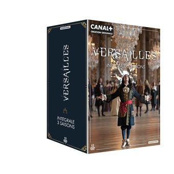 VersaillesCoffret Versailles L'intégrale DVD