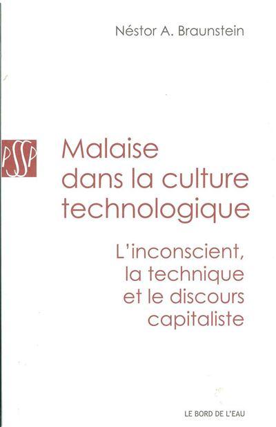 Malaise dans la culture technologique