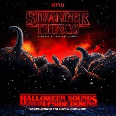 Stranger Things Halloween Sounds From Upside Down Edition Collector