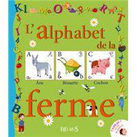 L'alphabet de la ferme (+ memory)