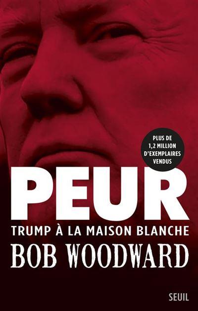 Peur - Trump à la Maison Blanche - 9782021417739 - 8,99 €